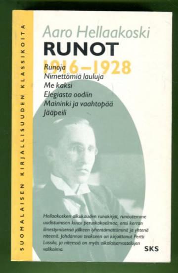 Runot - 1916-1928