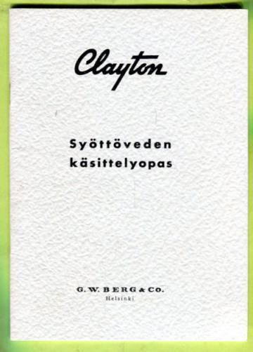 Clayton - Syöttöveden käsittelyopas