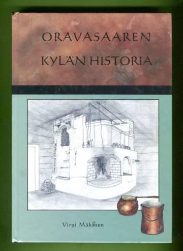 Oravasaaren kylän historia