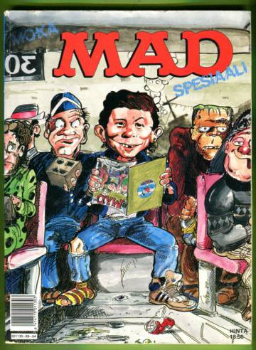 Suomen Mad -spesiaali 4/89 - MokaMad-spesiaali
