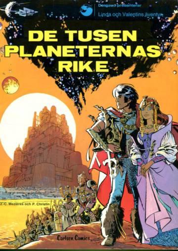 Linda och Valentins äventyr 5 - De tusen planeternas rike