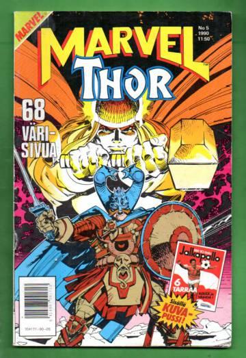 Marvel 5/90 - Thor