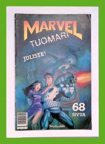 Marvel 10/89 - Tuomari