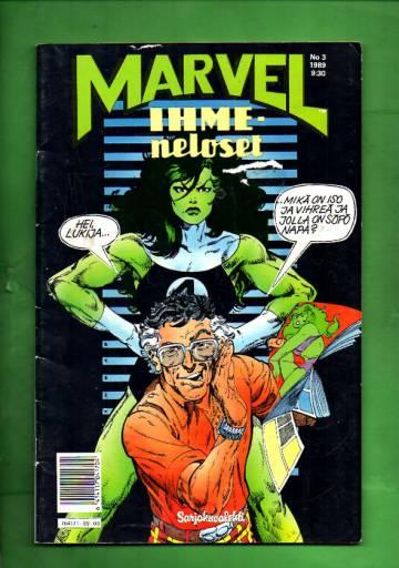 Marvel 3/89 - Ihmeneloset