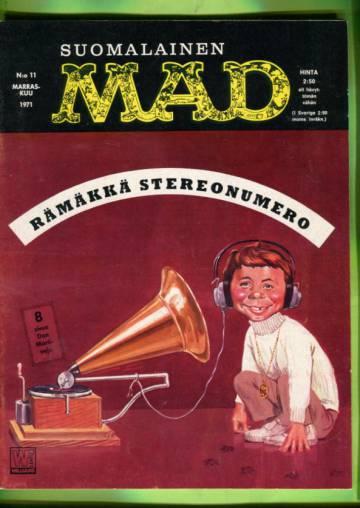 Suomalainen Mad 11/71