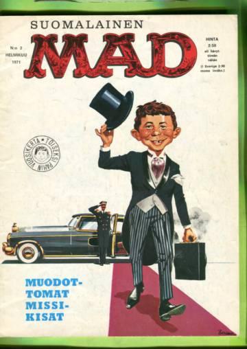 Suomalainen Mad 2/71
