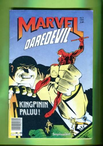 Marvel 2/89 - Daredevil