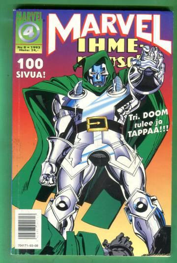 Marvel 8/93 - Ihmeneloset