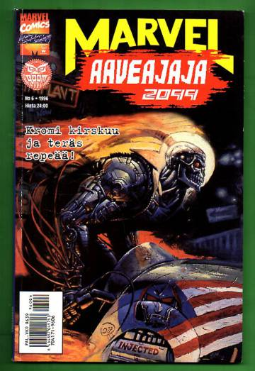 Marvel 6/96 - Aaveajaja 2099