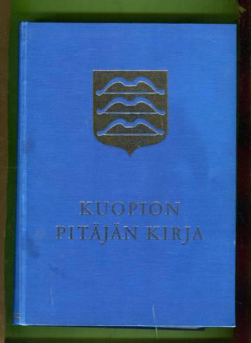 Kuopion pitäjän kirja