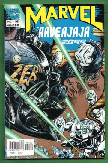Marvel 2/95 - Aaveajaja 2099