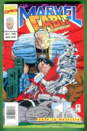 Marvel 3/94 - Cable