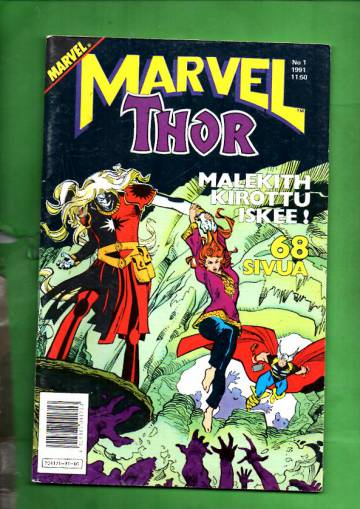 Marvel 1/91 - Thor