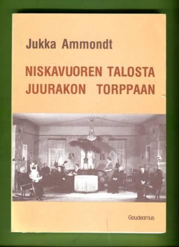 Niskavuoren talosta Juurakon torppaan - Hella Wuolijoen maaseutunäytelmien aatetausta