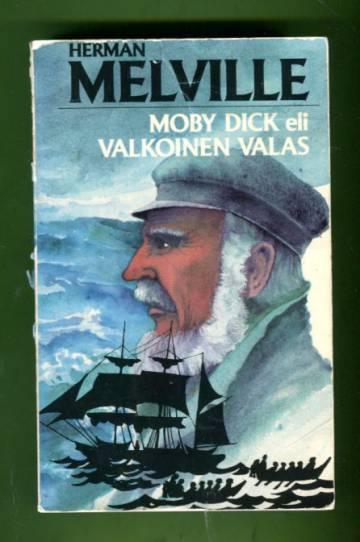 Moby Dick eli valkoinen valas