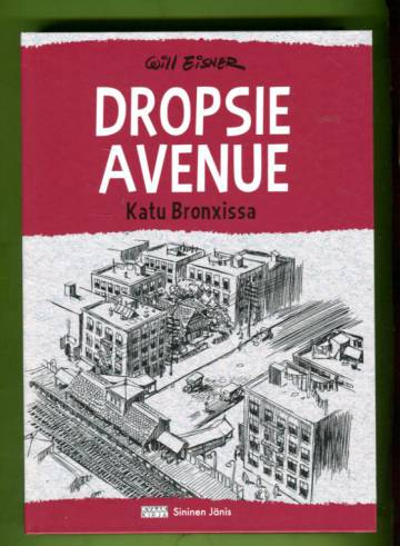 Dropsie Avenue -Katu Bronxissa