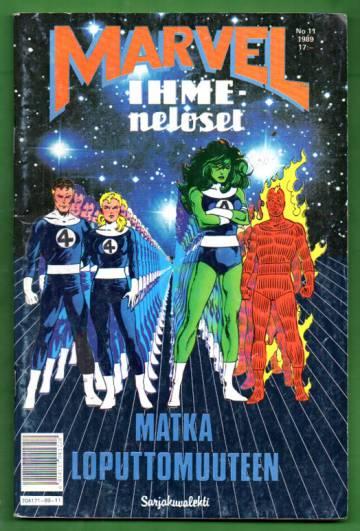 Marvel 11/89 - Ihmeneloset