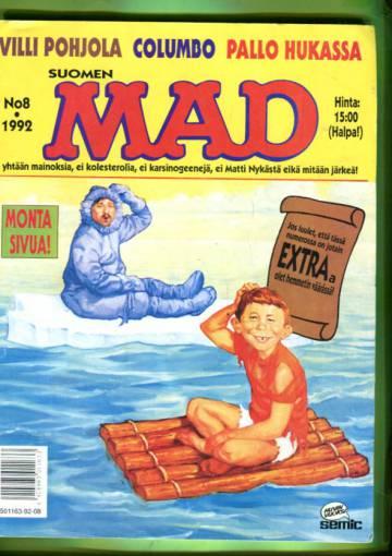 Suomen Mad 8/92