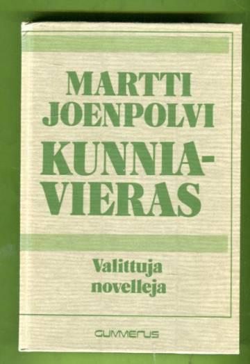 Kunniavieras - Valittuja novelleja