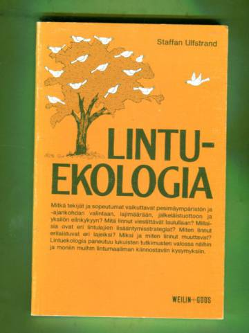 Lintuekologia