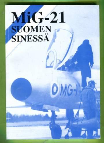 MiG-21 Suomen sinessä