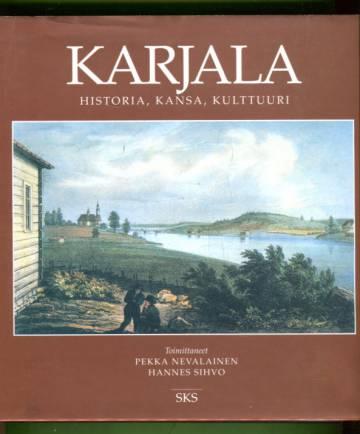 Karjala - Historia, kansa, kulttuuri