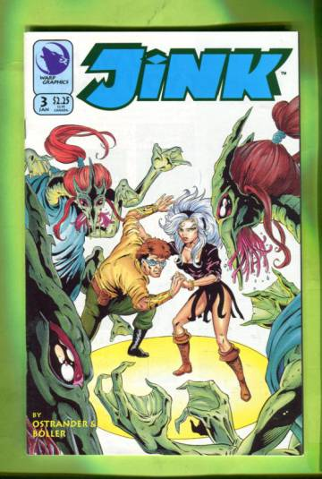 Elfquest: Jink #3 Jan 95