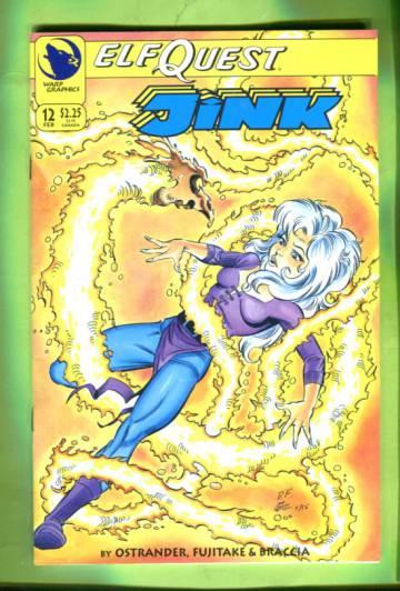 Elfquest: Jink #12 Feb 96