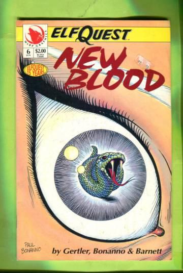 Elfquest: New Blood #6 Jun 93