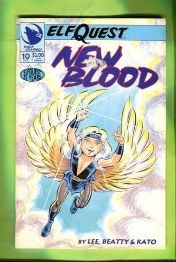 Elfquest: New Blood #10 Oct 93