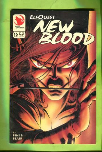 Elfquest: New Blood #16 Apr 94
