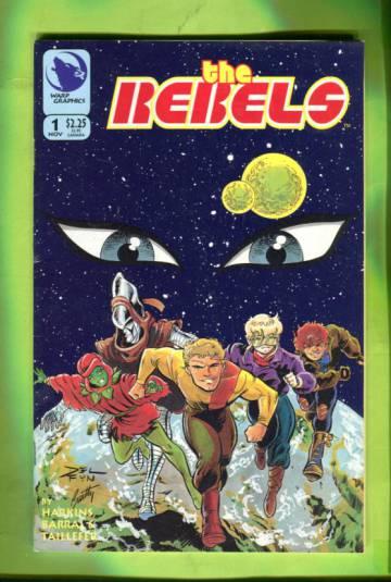 Elfquest: The Rebels #1 Nov 94