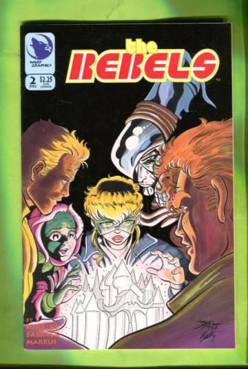 Elfquest: The Rebels #2 Dec 94