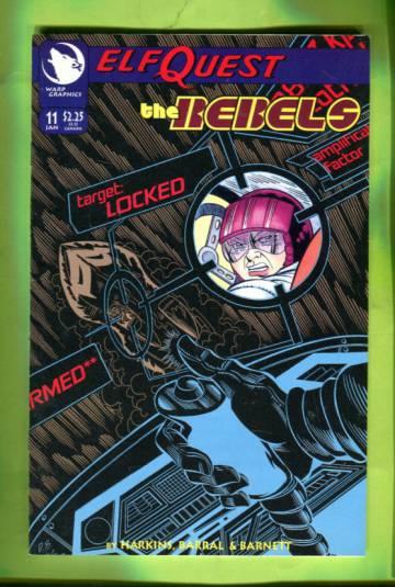 Elfquest: The Rebels #11 Jan 96