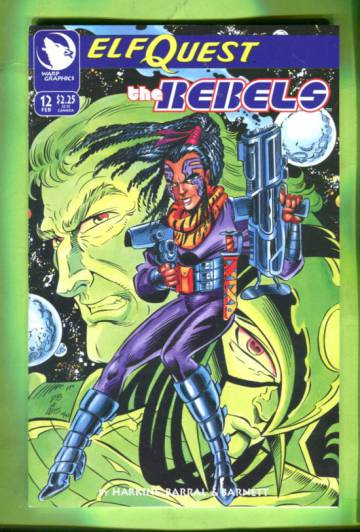 Elfquest: The Rebels #12 Feb 96