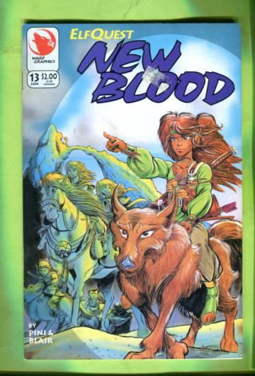 Elfquest: New Blood #13 Jan 94