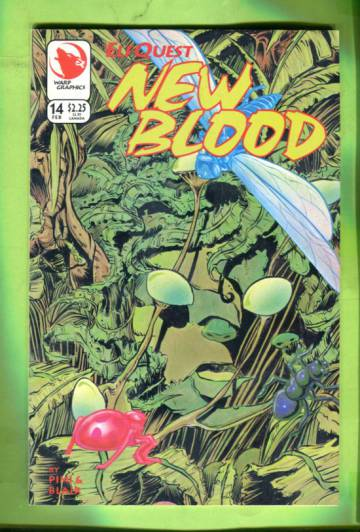 Elfquest: New Blood #14 Feb 94