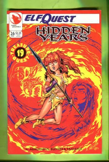 Elfquest: Hidden Years #26 Dec 95