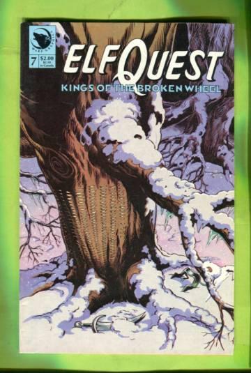 Elfquest: KIngs of the Broken Wheel #7 Aug 91