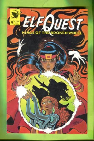 Elfquest: KIngs of the Broken Wheel #9 Feb 92