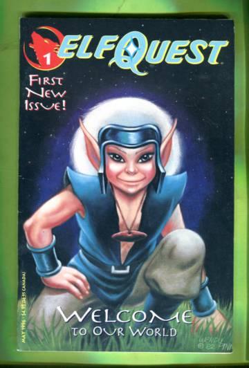 Elfquest Vol 2 #1 May 96