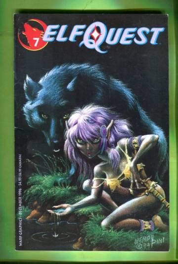 Elfquest Vol 2 #7 Dec 96