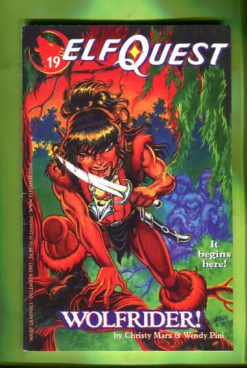 Elfquest Vol 2 #19 Dec 97