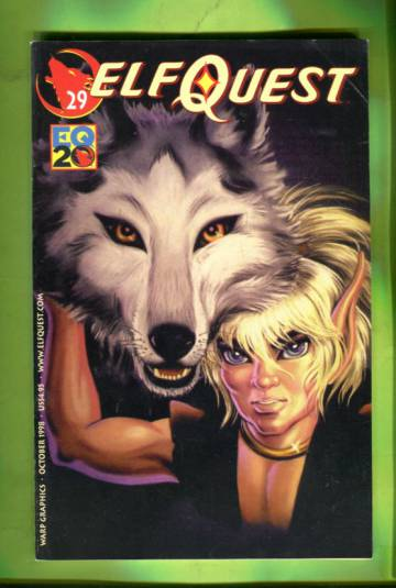 Elfquest Vol 2 #29 Oct 98