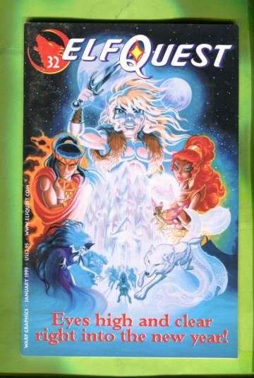 Elfquest Vol 2 #32 Jan 99