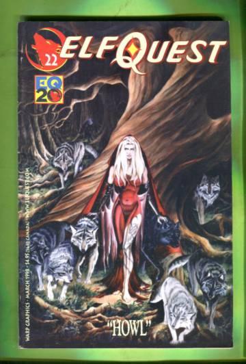 Elfquest Vol 2 #22 Mar 98