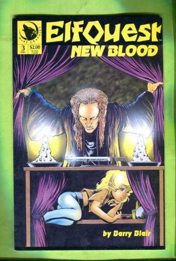 Elfquest; New Blood #3 Dec 92