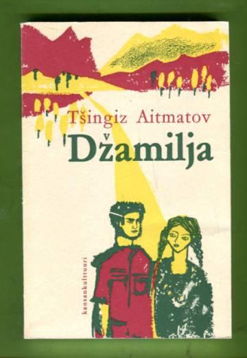 Dzamilja & Punahuivinen poppeliini