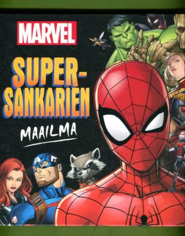 Marvel - Supersankarien maailma