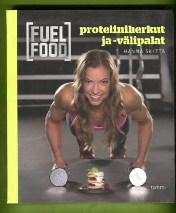 FuelFood - Proteiiniherkut ja -välipalat